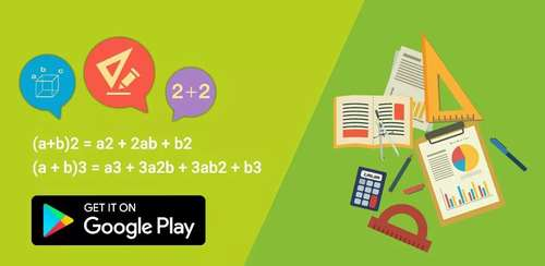 Maths Formulas with Calculator v1.0.27
