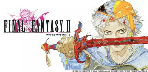Final Fantasy II v5.01 + data