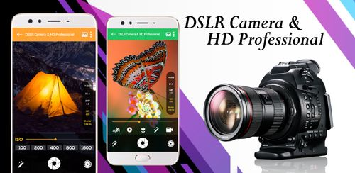 DSLR Camera & HD Professional v1.0