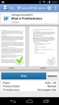 PrintHand Mobile Print Premium v12.16
