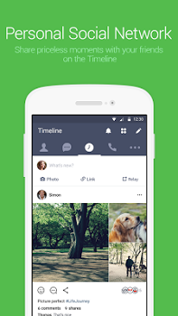 LINE: Free Calls & Messages v8.5.1