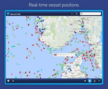 MarineTraffic ship positions v3.7.2