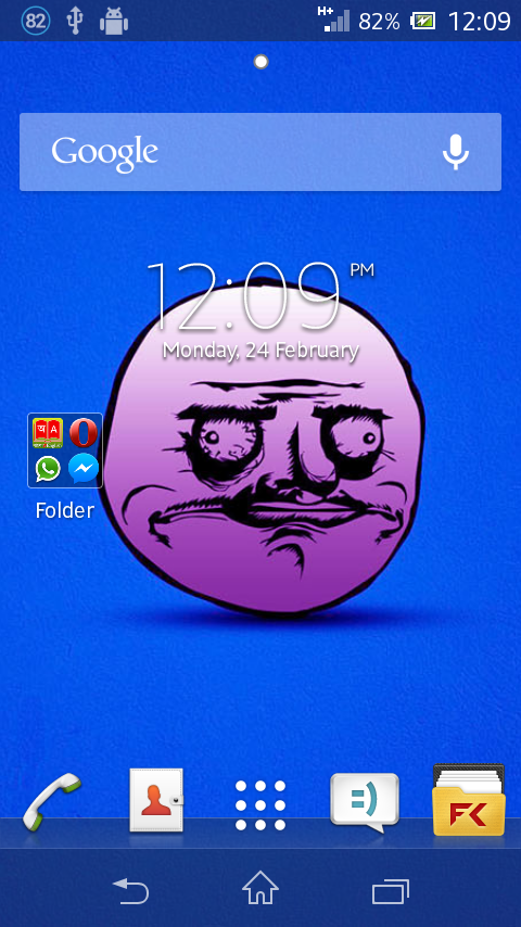 Troll Face HD Wallpapers v1.0