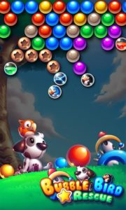 تصویر محیط Bubble Bird Rescue v2.0.4