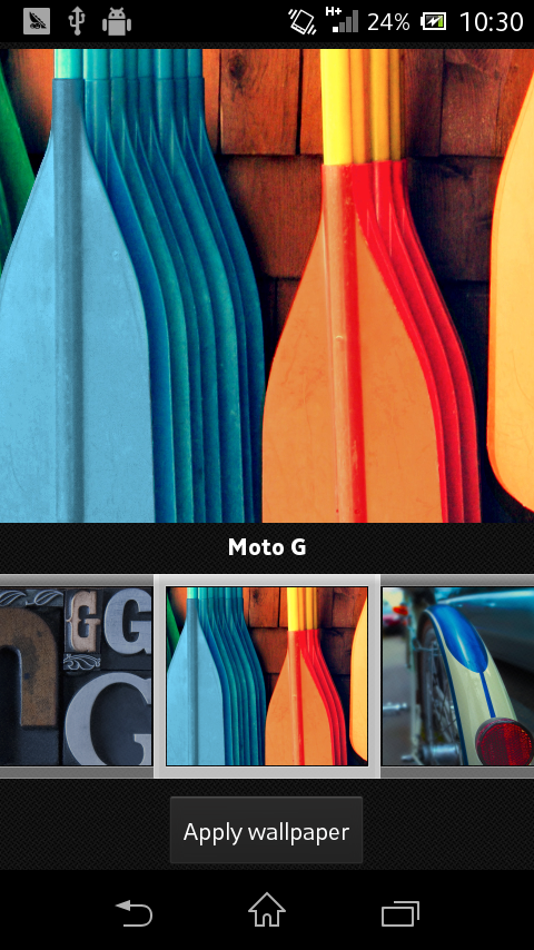 Moto G Wallpapers v1.0
