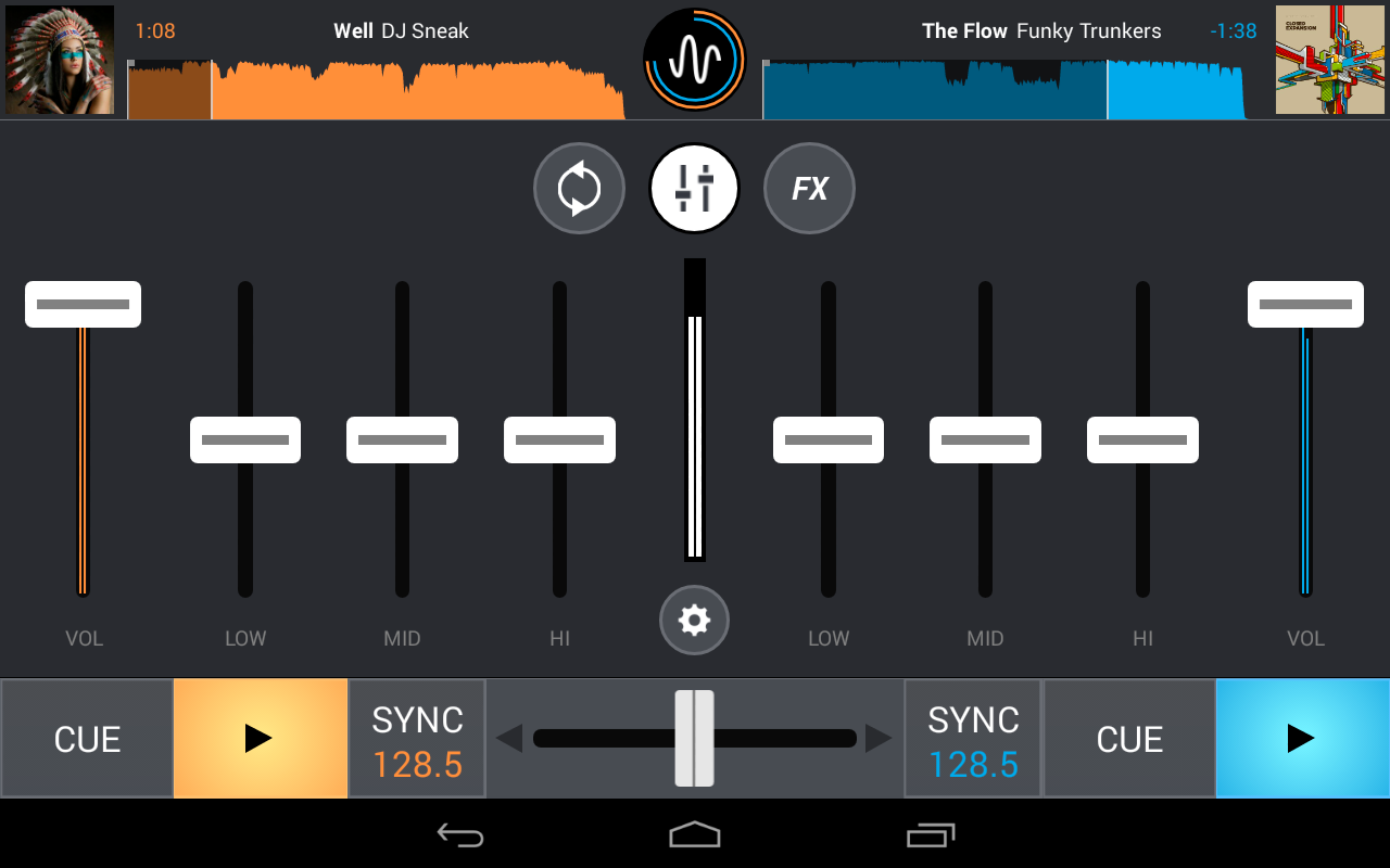 Cross DJ – Mix your music v12.1