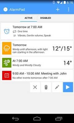 AlarmPad PRO (Beta) v1.0.6