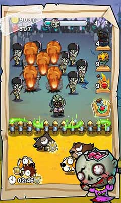 Animals vs Zombies Defense v1.0