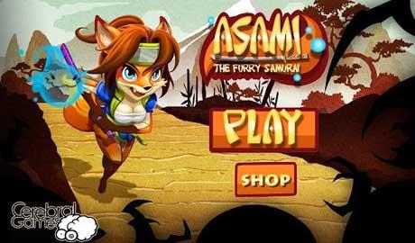 Asami: The Furry Samurai v1.3.1