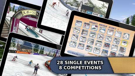 Athletics: Winter Sports v1.7