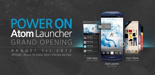Atom-Launcher