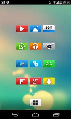 BAR – Icon Pack v1.1.2
