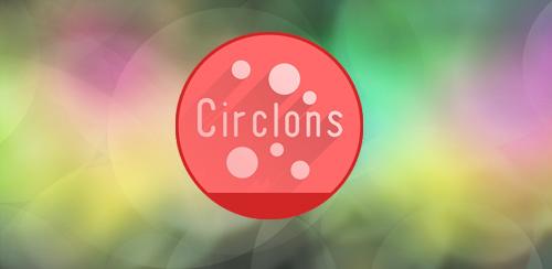 Circlons – Icon Pack – v2.0