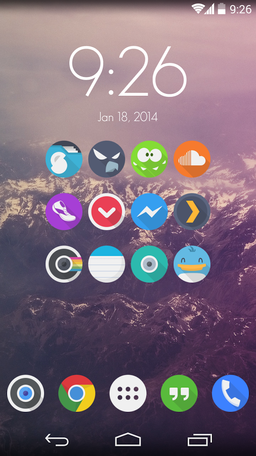Click UI (Go Apex Nova theme) v2.0