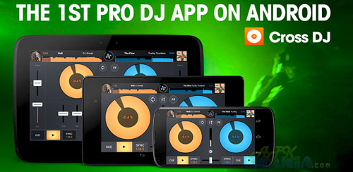 Cross DJ – Mix your music v12.1