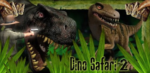 Dino Safari 2 Pro v3.9.5 + data