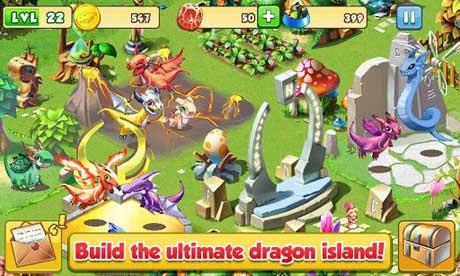 Dragon Mania v2.0.0