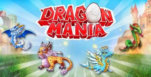 دانلود  Dragon Mania 79 Dragon Mania v2.0.0
