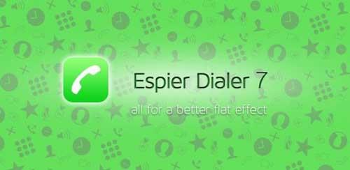 Espier Dialer 7 Pro v1.0.4