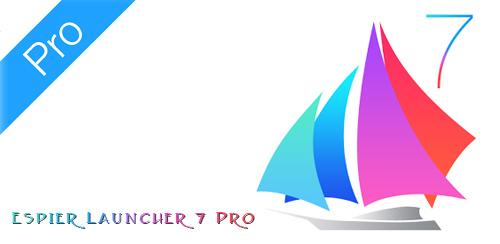 Espier Launcher 7 Pro v1.4.1