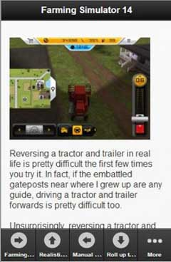 Farming Simulator 14 v1.1.0