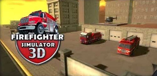 Firefighter Simulator 3D v1.6.2