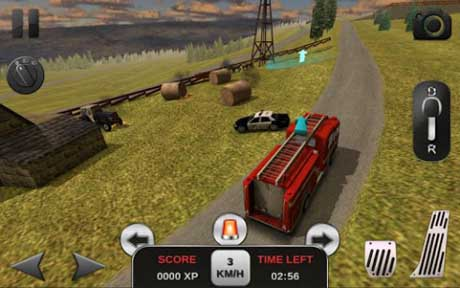 Firefighter Simulator 3D v1.2.0