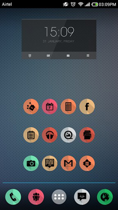 FlAT & SHADOW ICONS APEX/NOVA v1.0.0
