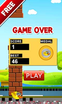 Flappy Duck Pro v1.0