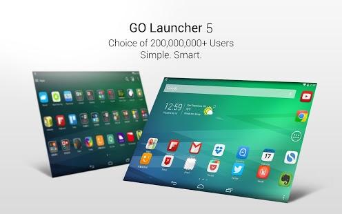 GO Launcher EX 5.12