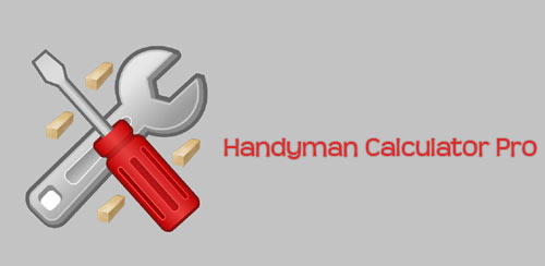 Handyman Calculator Pro v2.4.3
