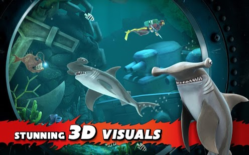 Hungry Shark Evolution v4.4.0