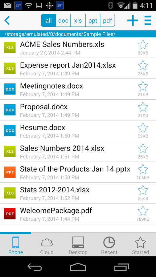 Docs To Go Premium – Office Suite v4.003