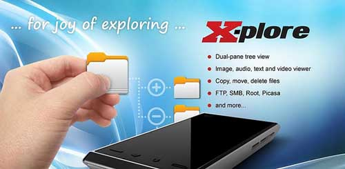 X-plore File Manager v4.11.10