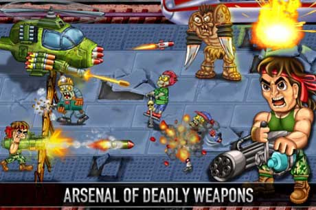 Last Heroes – Explosive Zombie Defense Shooting v1.3.2