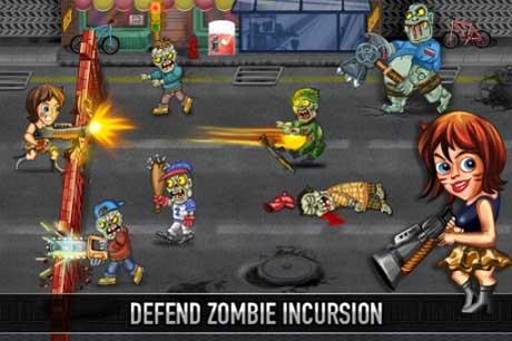 Last Heroes – Explosive Zombie Defense Shooting v1.3.4
