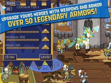 Legendary Wars v1.0 + data