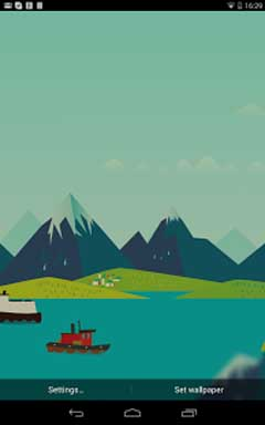 Mountains Now Full Wallpaper v1.02