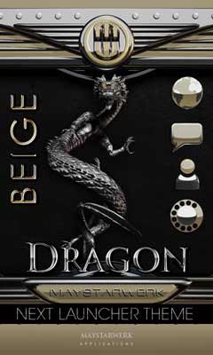 NEXT theme dragon beige v2.30