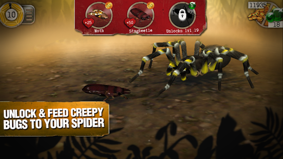 Real Scary Spiders v1.3.3