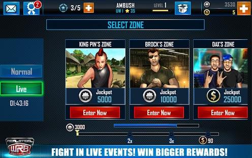 Real Steel World Robot Boxing v28.28.777 + data