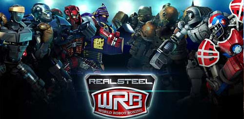 دانلود Real Steel World Robot Boxing v5.5.111 + data