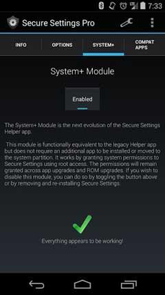 Secure Settings v1.3.4