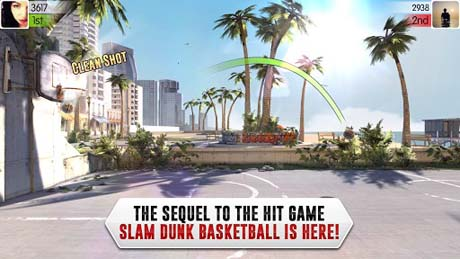 Slam Dunk Basketball 2 v1.0.1