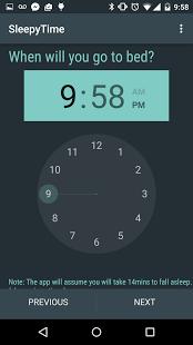 SleepyTime: Bedtime Calculator PLUS v2.4.1