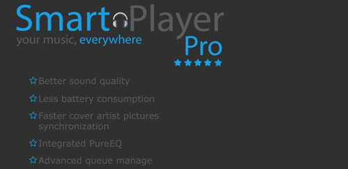 Smart Player-Smartest music player on google play v1.1.6