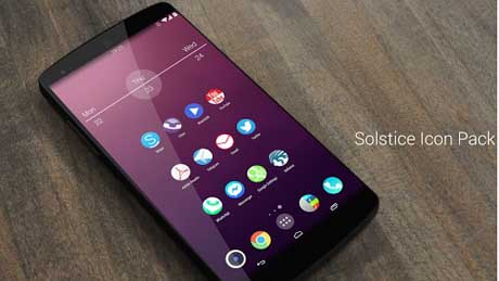 Solstice HD Theme Icon Pack v2.1