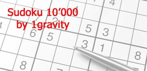 Sudoku 10'000 Plus copy