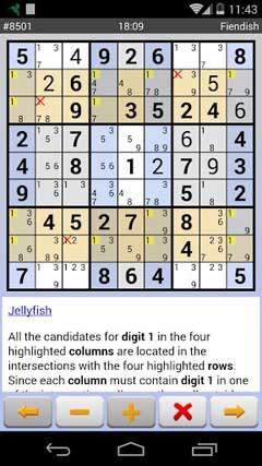 Sudoku 10'000 Plus v3.25
