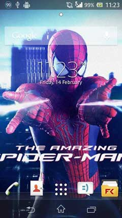The Amazing Spiderman 2 WLP v1.3